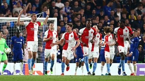 Fotbalová Slavia sice vypadla ve čtvrtfinále Evropské ligy s Chelsea. V poháru...