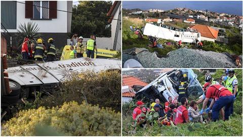 Na Madeiře se stalo obrovské neštěstí.