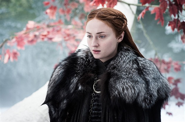 Sophie Turner, Gamo of Thrones, Hra o trůny