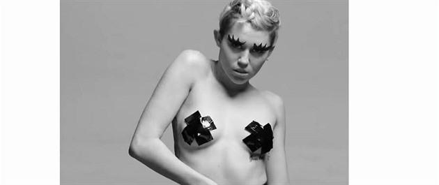 Miley Cyrus porno filmy