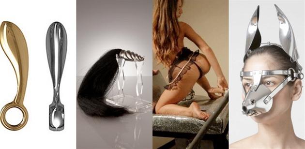 Prostata masážní sexuální hračka