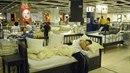 Fotky: Takhle se v Číně chodí do IKEA