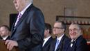 Momentka dne (roku): Miloš Zeman se stal prezidentem