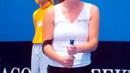 Taková drobnější nehoda při tenisovém zápasu
