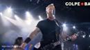 Metallica během koncertu udělala cover Pokémon songu