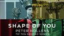 Shape of You od Eda Sheerana ve 24 hudebních stylech