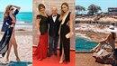 Andrea Verešová odjela na pár dní na Tenerife, kde spojila příjemné s...