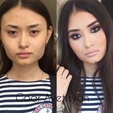 holky promenene makeupem 01