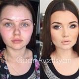 holky promenene makeupem 06