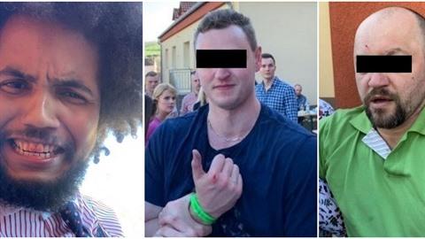 Všichni tři aktéři incidentu byli pod vlivem alkoholu, potvrdila Expresu...