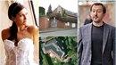 Luďan z Mostu Martin Hofmann žije díky své manželce v domě za desítky milionů.