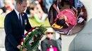 """Princ William uctil památku obětí střelby v mešitách na Novém Zélandu. """"A co..."""