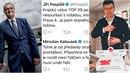 Jiří Pospíšil a Miroslav Kalousek se drobátko nepohodli. Což se takhle před...