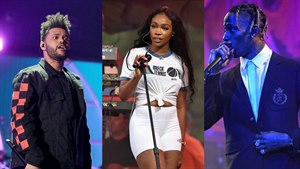 SZA feat. The Weeknd & Travis Scott