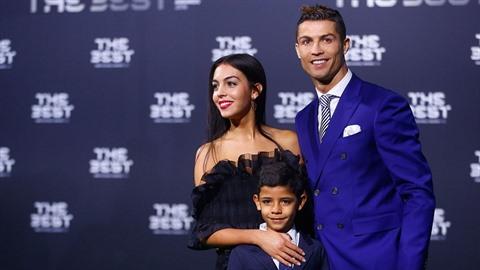 Cristiano Ronaldo má doma krásnou modelku