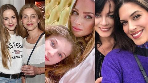 Která z dcer je nejvíc podobná své matce?