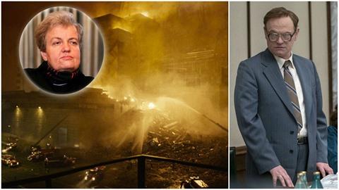 Odbornice na jadernou energii Dana Drábová v seriálu Černobyl našla několik...