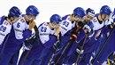 Slovenští hokejisté prohráli s Kanadou, fanoušci to neunesli.