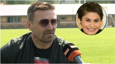 Tomáš Řepka jde do vězení. Za vším vidí svou bývalou ženu Vlaďku Erbovou.