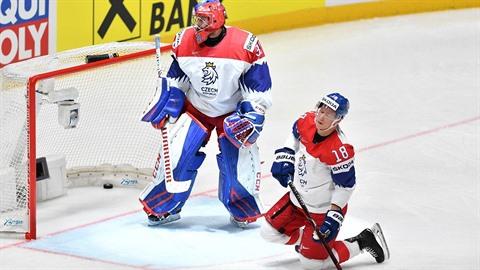 Český zmar. Hokejisté v semifinále s Kanadou nestačili.