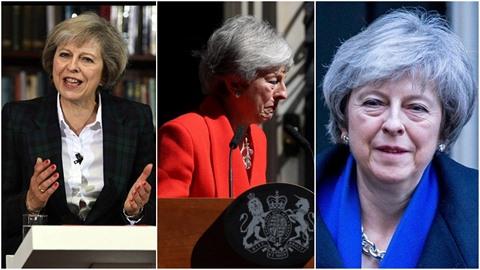 Končící premiérku Theresu Mayovou změnil brexit k nepoznání.