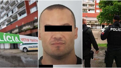 Na bratislavském sídlišti Petržalka se střílelo. Účty si tu vyřizovali soci v...