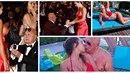 Český milionář požádal o ruku tanečnici na červeném koberci v Cannes! Po...