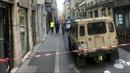 Teroristický útok ve francouzském Lyonu