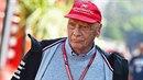 Zemřela legenda Formule 1 Niki Lauda.