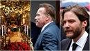 Na pohřeb Nikiho Laudy dorazila rodina i spousta známých osobností.