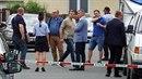 Obcí Zdemyslice nedaleko Blovic na Plzeňsku otřásla vražda osmnáctileté dívky....