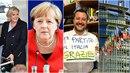 Volby do Evropského parlamentu udělaly radost Marine Le Pen, radoval se i...