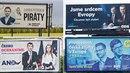 Na volbách do EP vydělají nejvíc Piráti, v plusu je také ODS, naproti tomu ANO,...