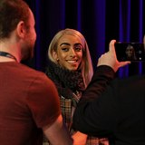 Na Eurovision Song Contest 2019 soutěžil i Bilal Hassani.