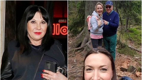Rána pro Dádu Patrasovou. Lucie Gelemová se spřáhla s dcerou Felixe Slováčka.