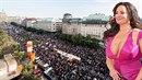 Jitka Čvančarová dnes vystoupí na demonstraci proti premiérovi Babišovi.