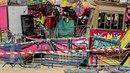 Ve španělském městě San José de la Rinconada se utrhla jedna z atrakcí v...