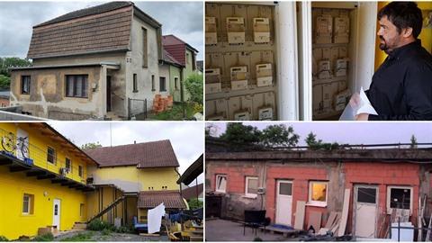 Starosta Řeporyjí Pavel Novotný vyrazil do boje proti nelegálním ubytovnám pro...