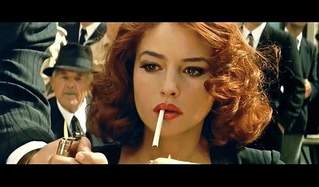 kouření scény z filmůčerný kmenový sex