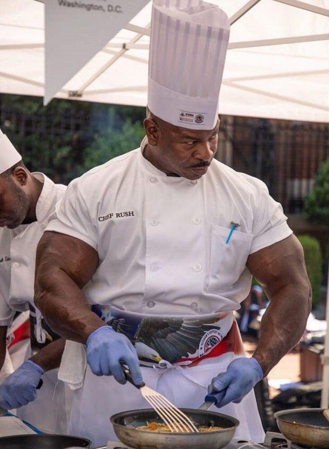 slaví kuchaři