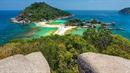 Ostrov Ko Tao vypadá na první pohled jako ráj z filmu Modrá laguna.
