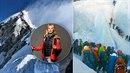 Horolezkyně popsala, co se děje na Everestu.