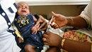 Kongo trápí nízká proočkovanost.