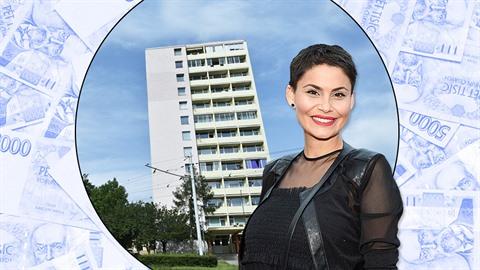Vlaďka Erbová má čich na levné družstevní byty.