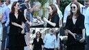 Julianne Moore v Karlových Varech rozdávala úsměvy na všechny strany.