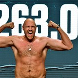 Tyson Fury je dokonalý showman.