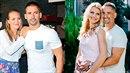 Tomáš Plekanec pormluvil o tom, proč s Lucii Šafářovou nečekali na rozvod a...