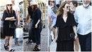 Julianne Moore se obléká sice nenápadně, zato opravdu stylově!