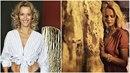 Helena Houdová objímá tisíce let staré zdi a vnímá duše předků.