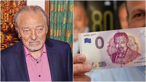 O pamětní bankovku se svedl nelítostný boj, z čehož asi nemá radost ani sám...